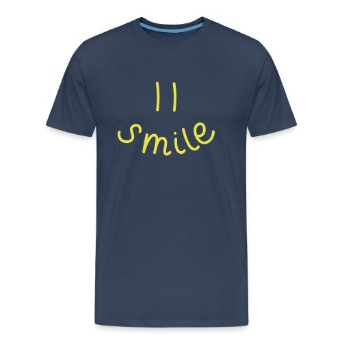 Smile-y - Männer Premium T-Shirt