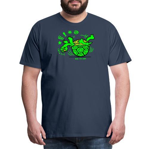 Unlucky Turtle - Men's Premium T-Shirt
