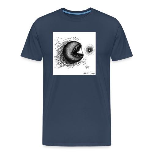 evilpacman - Men's Premium T-Shirt
