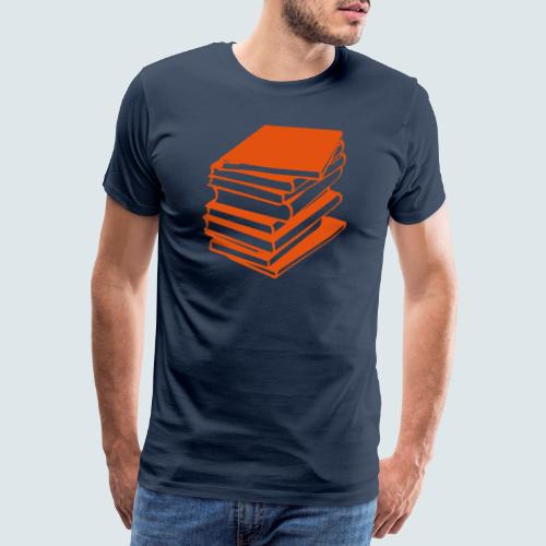 Buecher - Männer Premium T-Shirt