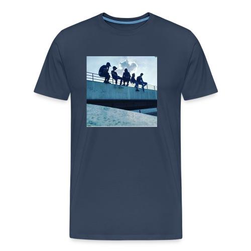 Tumbl er marke - Männer Premium T-Shirt