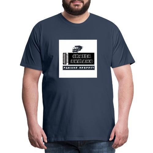 Chofer Rumano - Camiseta premium hombre
