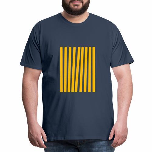Paralelas y secantes - Camiseta premium hombre