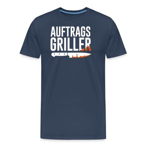 Auftrags Griller - Männer Premium T-Shirt