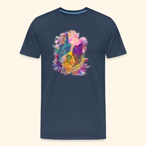BULLDOG FRANCES - Camiseta premium hombre
