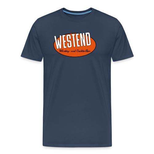 Westend Logo Original - Männer Premium T-Shirt