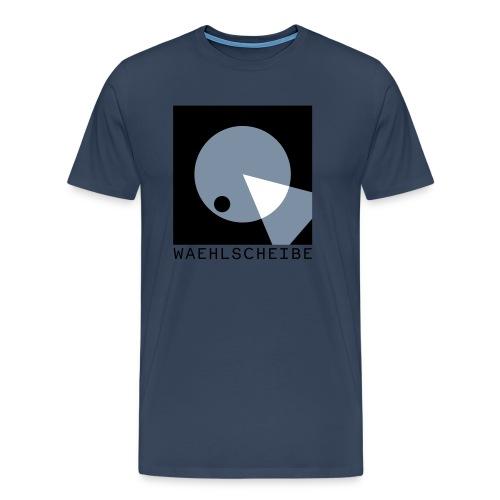 Waehlscheibe Hoodie - Männer Premium T-Shirt