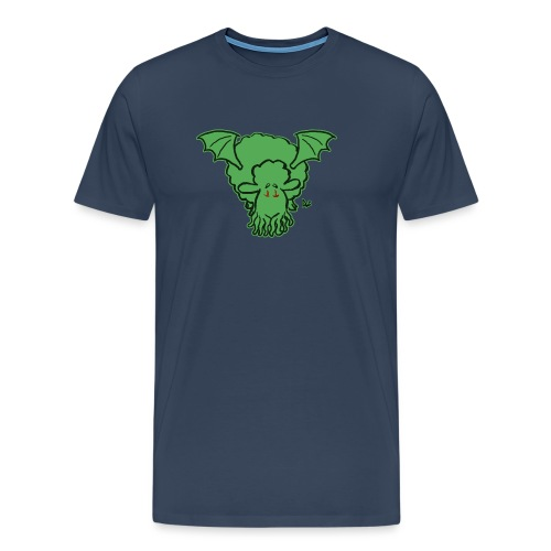 Cthulhu Schafe - Männer Premium T-Shirt