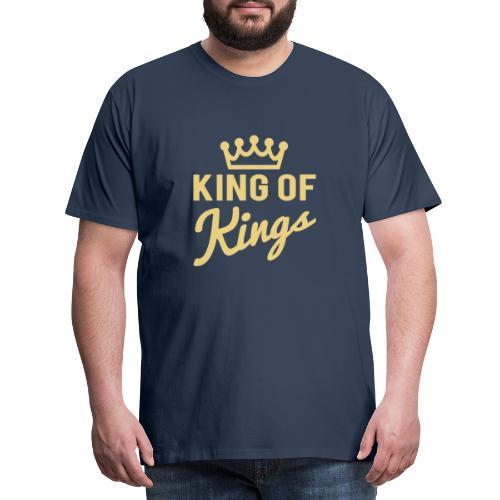 KING OF KINGS - Men's Premium T-Shirt