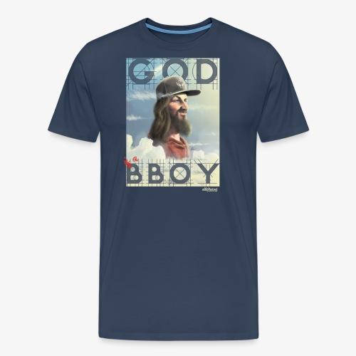 bboy - Camiseta premium hombre