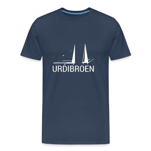 URDIBROENKC29e - Premium T-skjorte for menn