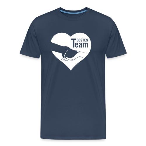 Vorschau: Bestes Team - Männer Premium T-Shirt