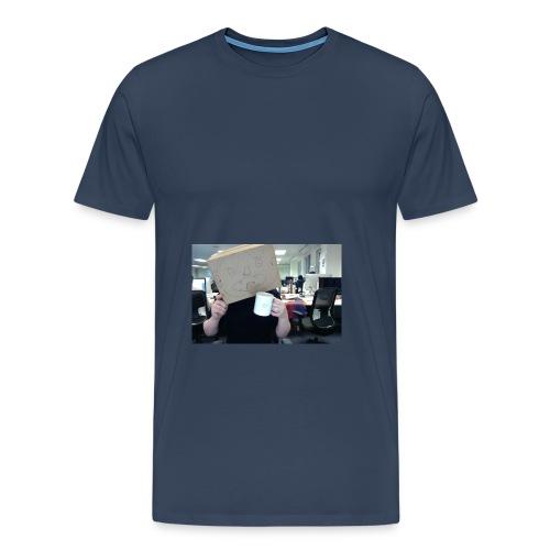 Box Head Mugins - Men's Premium T-Shirt