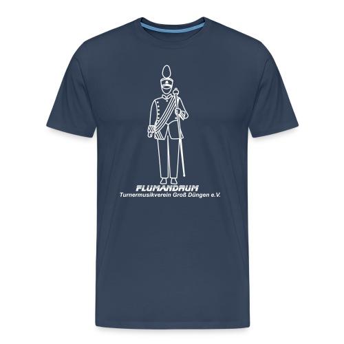 TMV Männchen m. Schriftzu - Männer Premium T-Shirt
