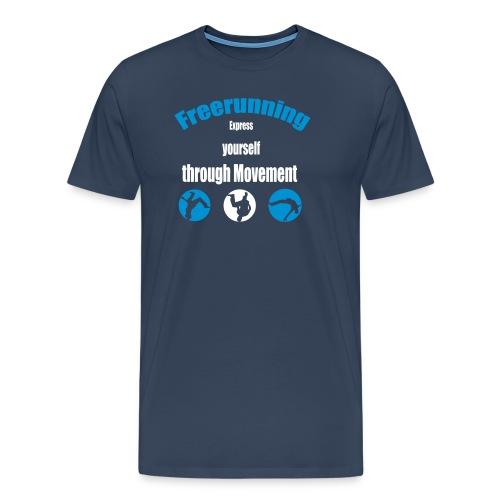 express yourself tri - Männer Premium T-Shirt