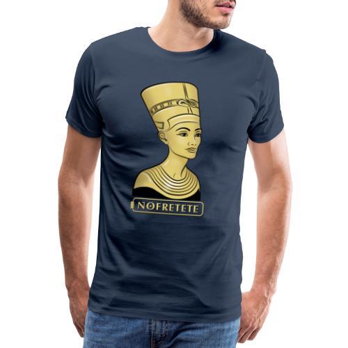 Nofretete I Königin von Ägypten - Männer Premium T-Shirt