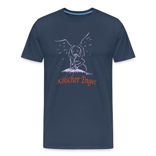 koelner engel - Männer Premium T-Shirt