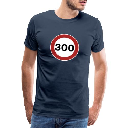 300 km/h - T-shirt Premium Homme