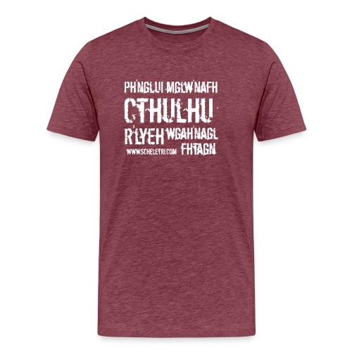Cthulhu - Maglietta Premium da uomo