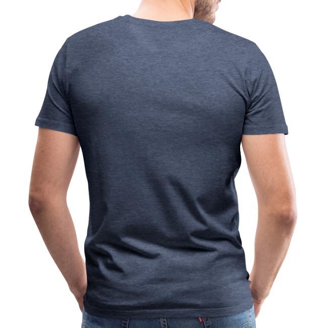 Vorschau: wenn da opa ned was wies geht - Männer Premium T-Shirt