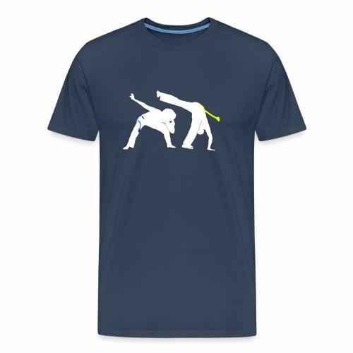 jeu de capoeira - T-shirt Premium Homme