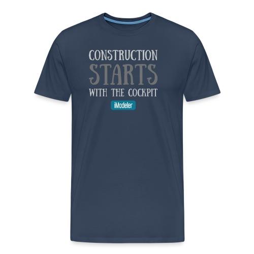 Construction - Men's Premium T-Shirt