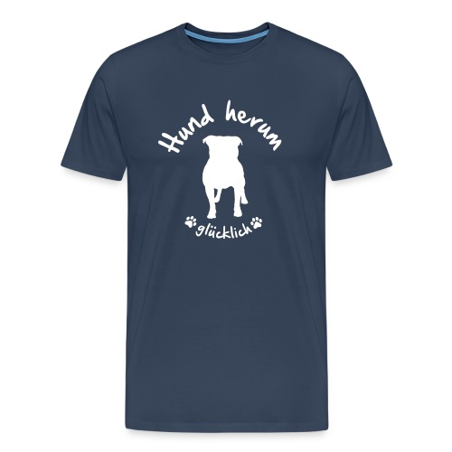 Vorschau: BULLY herum - Männer Premium T-Shirt