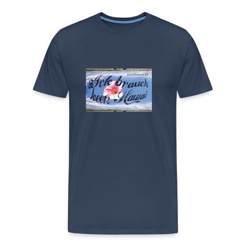 ibkh logo 2018 - Männer Premium T-Shirt