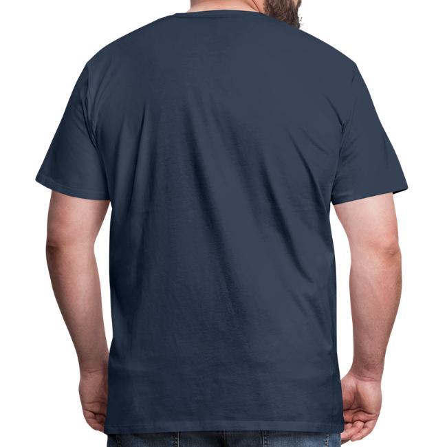 "Vorschau: Ma sogt ned afoch ""I hob kan Hunga"" zua Oma - Männer Premium T-Shirt"