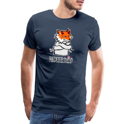 fuxdeifelswild - Männer Premium T-Shirt