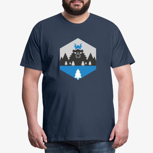 protecteur de la nature - T-shirt Premium Homme