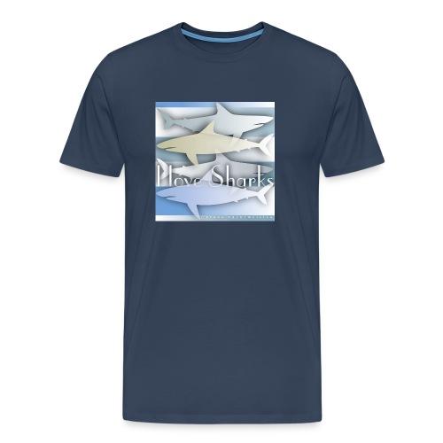 Sharks Shirt - Männer Premium T-Shirt
