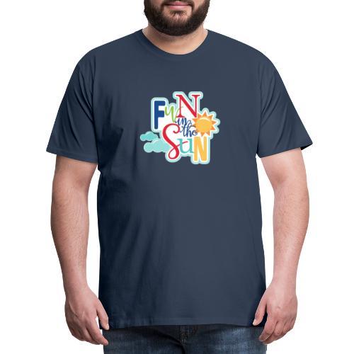 Fun In The Sun - Camiseta premium hombre