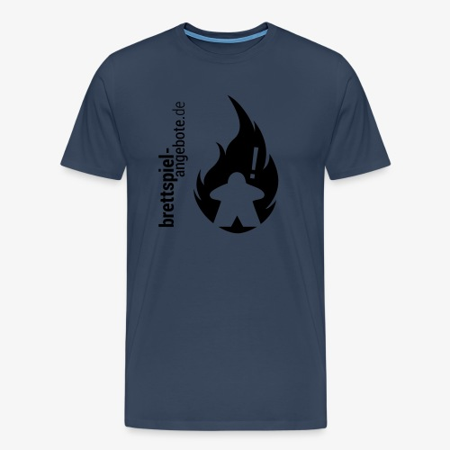 logo big - Männer Premium T-Shirt