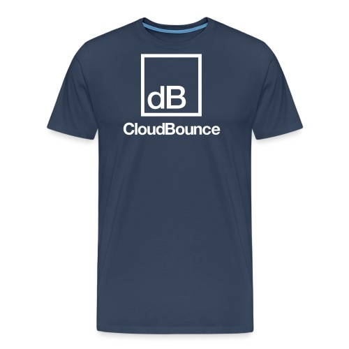 cb db logo - Men's Premium T-Shirt