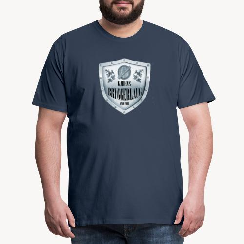 bla gra - Herre premium T-shirt