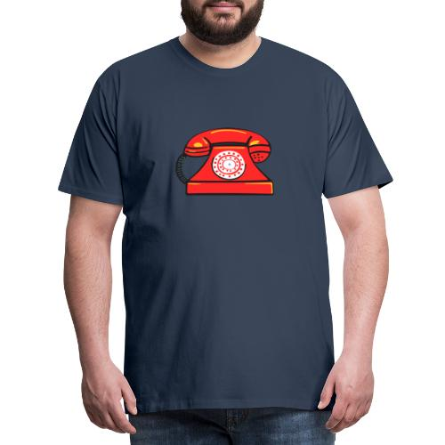 PhoneRED - Men's Premium T-Shirt