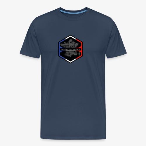 tireursdefrance - T-shirt Premium Homme