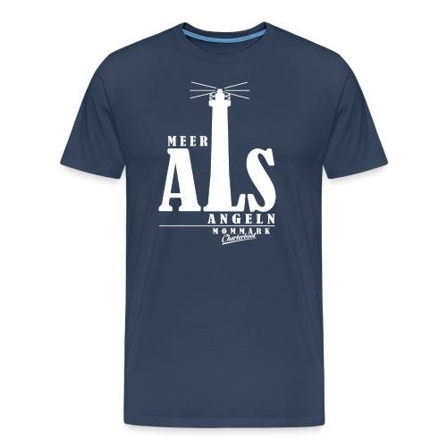 Meer ALS Angeln 2.0 - Männer Premium T-Shirt