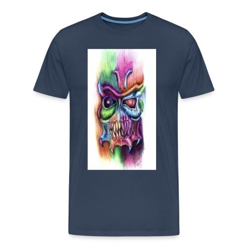 MoNdAy Mornings - Men's Premium T-Shirt