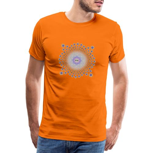 Optic Illusion png - Männer Premium T-Shirt