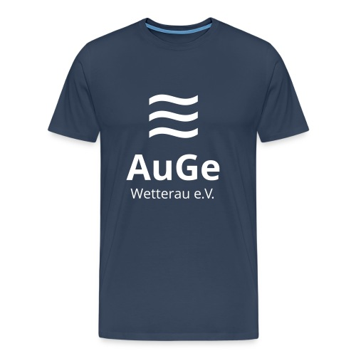 AuGe Wetterau e V - Männer Premium T-Shirt