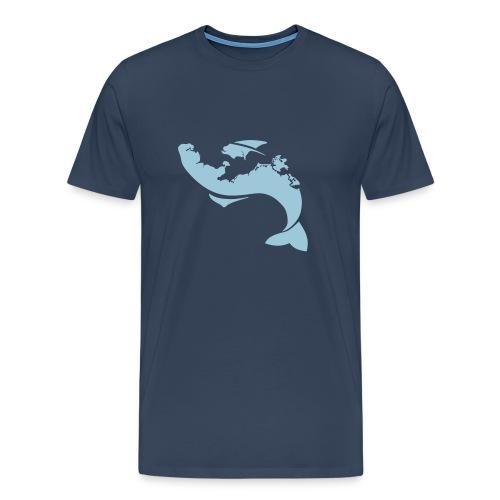 Küstenfisch - Männer Premium T-Shirt