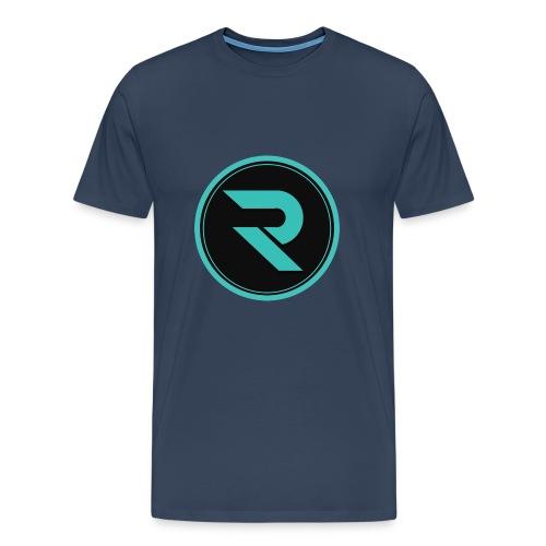 letter_r_by_ratihkumalaa- - Men's Premium T-Shirt