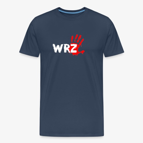 WRZ white version - Men's Premium T-Shirt