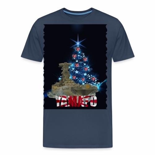"""YAMATO"" Weinachts Kollektion - Männer Premium T-Shirt"