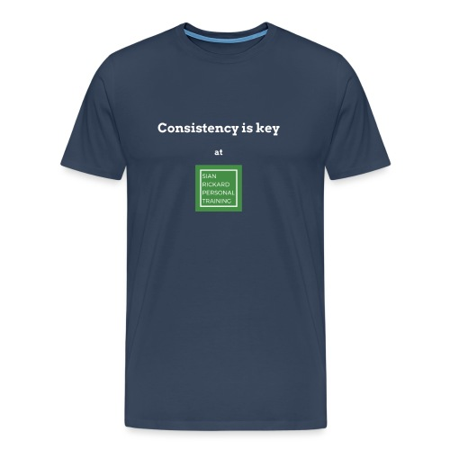 Consistency - Men's Premium T-Shirt
