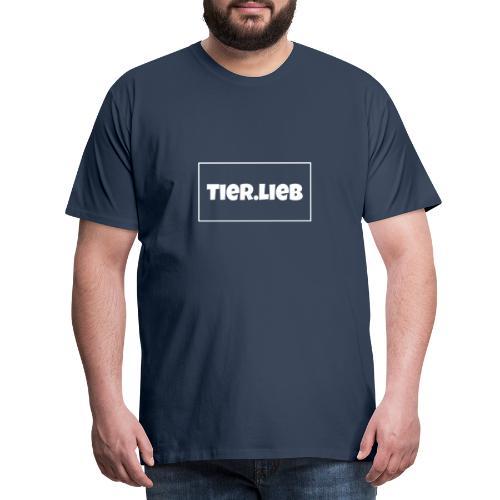 Tierlieb - Männer Premium T-Shirt