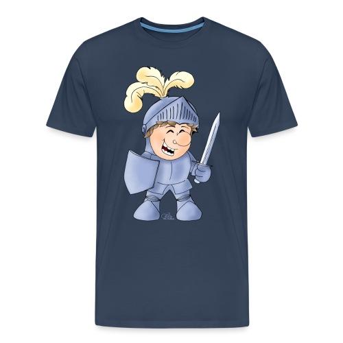 Ritterchen - Männer Premium T-Shirt