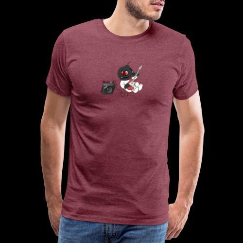 logo guitar - T-shirt Premium Homme